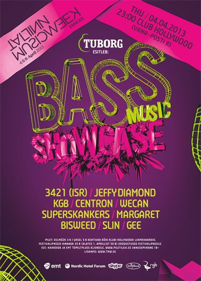 Tallinn Bass Music Showcase