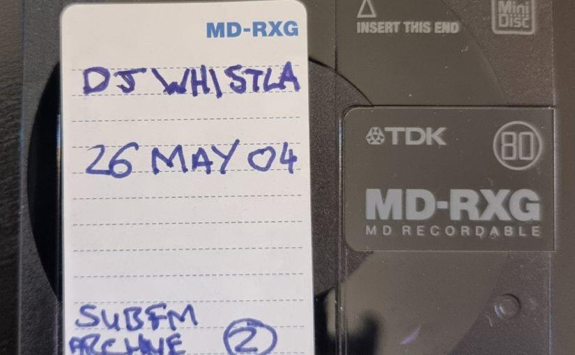 Sub FM 26th May 2004