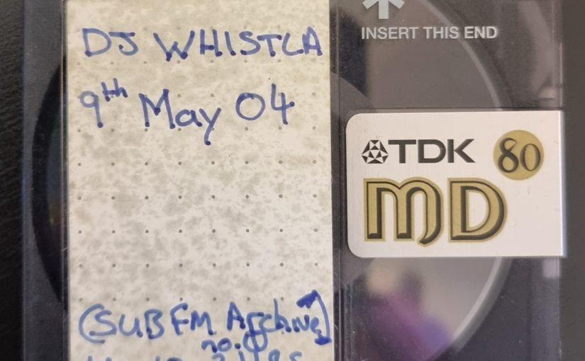 The First EVER Sub FM Show 4th May 2004