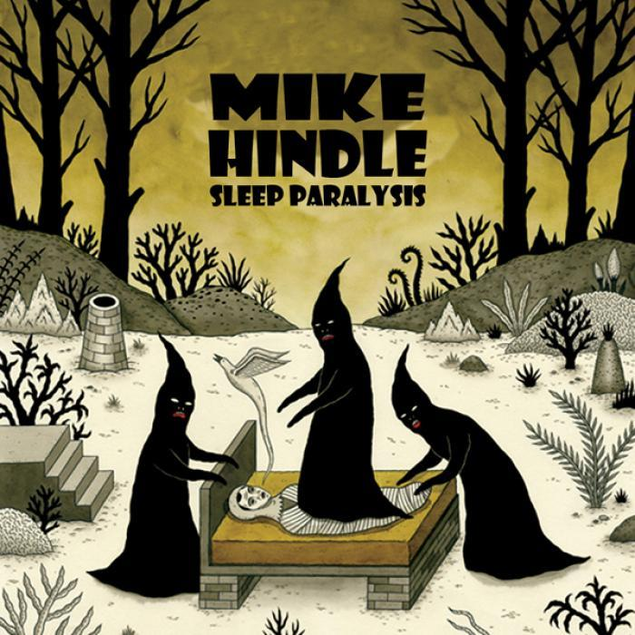Mike Hindle - Sleep Paralysis (Whistla Remix)